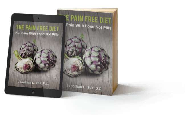 The Pain Free Diet book
